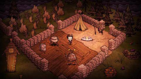 Ver el tráiler de Dont Starve Together