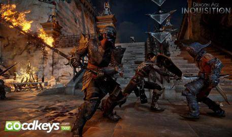 Watch Dragon Age 3 Inquisition Day One Edition  trailer