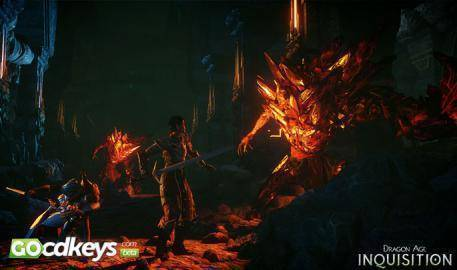 Watch Dragon Age 3 Inquisition Deluxe Edition  trailer