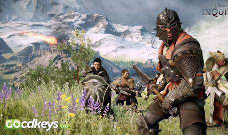 Watch Dragon Age 3 Inquisition trailer