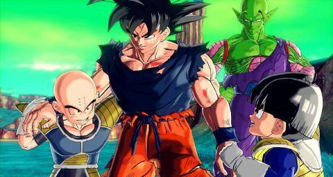 Watch Dragon Ball Xenoverse Trunks Travel Edition trailer
