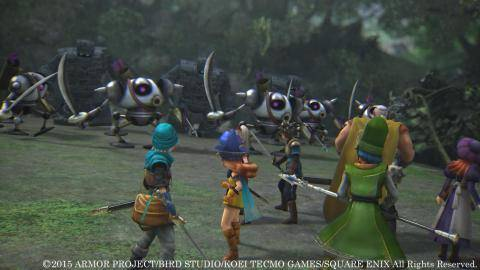 Trailer von Dragon Quest Heroes Slime Edition  anschauen