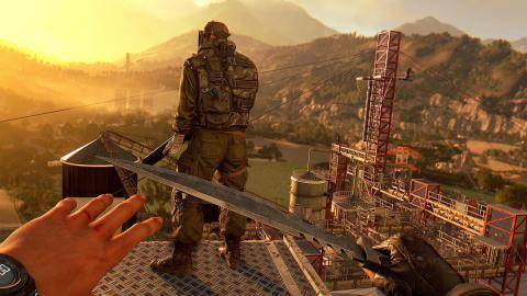 Trailer von Dying Light The Following  anschauen
