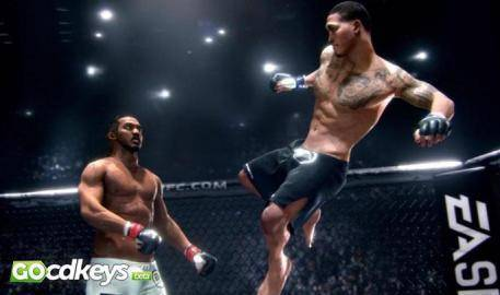 Watch EA Sports UFC trailer