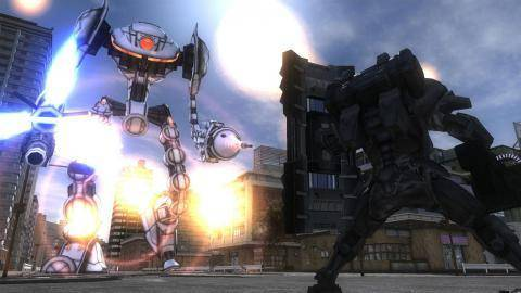 Watch EARTH DEFENSE FORCE 4.1 The Shadow of New Despair  trailer
