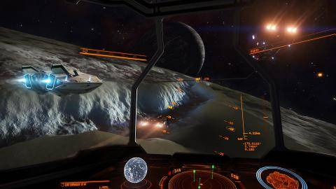 Watch Elite Dangerous Horizons  trailer