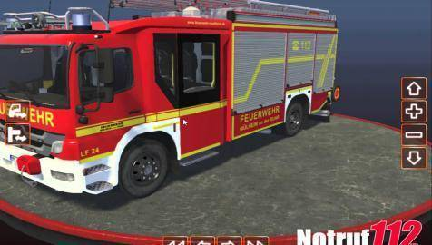 Ver el tráiler de Emergency Call 112 The Fire Fighting Simulation