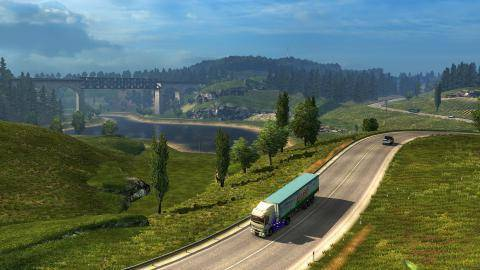 Watch Euro Truck Simulator 2 Legendary Edition  trailer