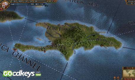 Watch Europa Universalis IV Conquest of Paradise  trailer