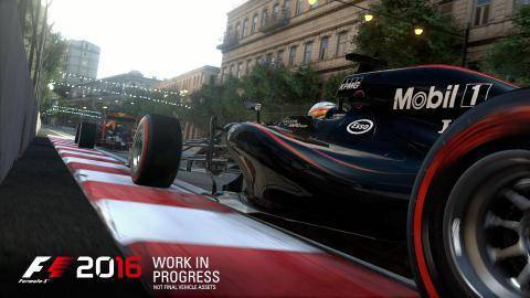 Watch F1 2016 trailer