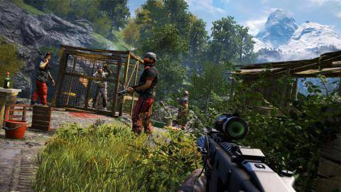 Watch Far Cry 4 Hurk Deluxe Pack DLC  trailer