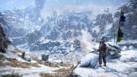Watch Far Cry 4 Valley of the Yetis DLC  trailer