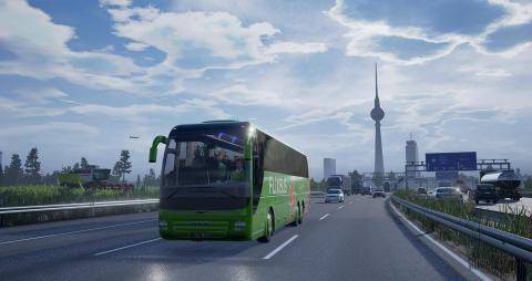 Watch Fernbus Simulator  trailer