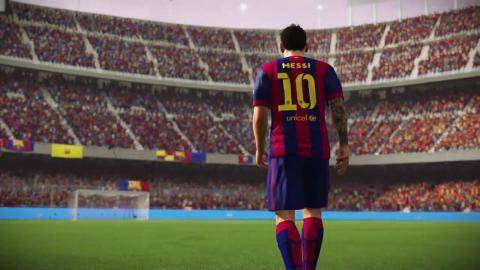 Watch FIFA 16 Deluxe Edition trailer