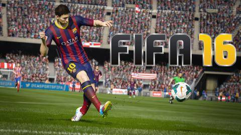 Watch FIFA 16 trailer