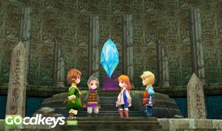 Watch Final Fantasy III  trailer