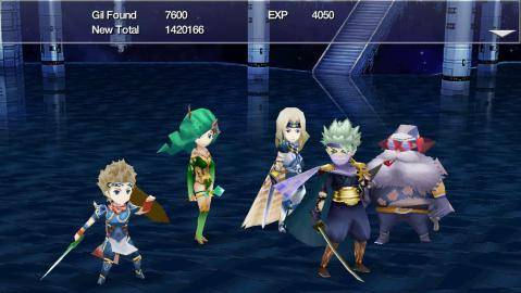 Trailer von FINAL FANTASY IV The After Years  anschauen