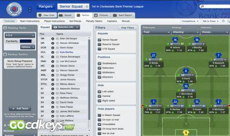 Watch Football Manager 2012  trailer