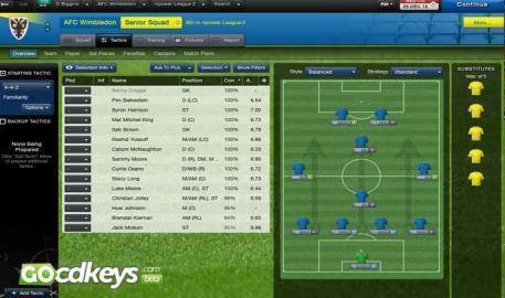 Regarder la bande-annonce de Football Manager 2014 Steam