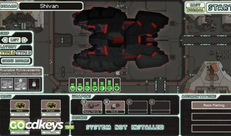 Regarder la bande-annonce de FTL: Faster Than Light