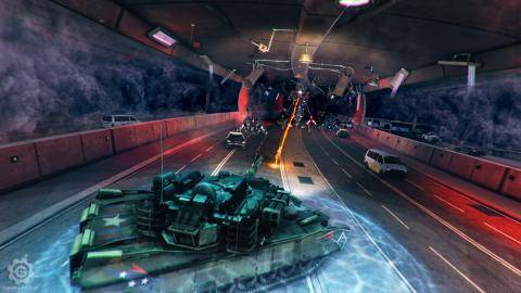 Watch GEARGUNS Tank offensive  trailer
