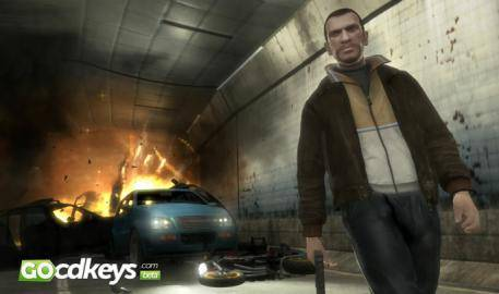 Watch Grand Theft Auto IV  trailer