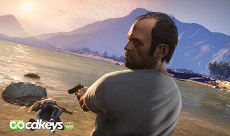Watch Grand Theft Auto V PS3 ES  trailer
