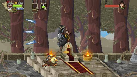 Watch Gryphon Knight Epic  trailer