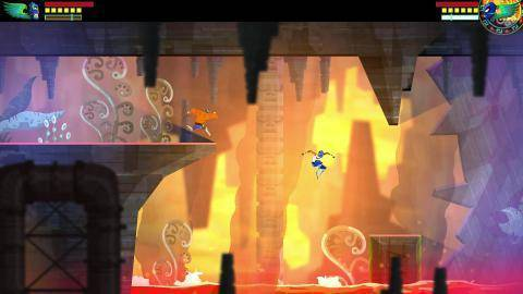 Watch Guacamelee Super Turbo Championship Edition  trailer