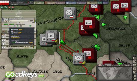 Ver el tráiler de Hearts of iron 3 Their Finest Hour