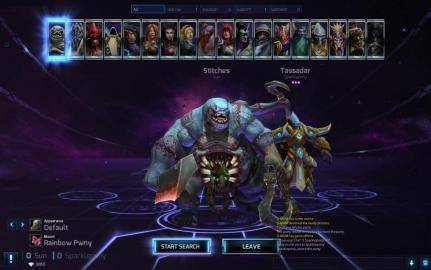 Regarder la bande-annonce de Heroes of the Storm Beta EU