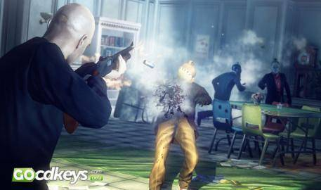 Watch Hitman Absolution  trailer