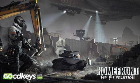 Regarder la bande-annonce de Homefront The Revolution