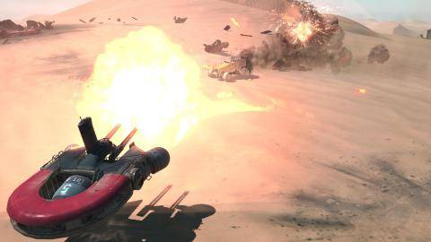 Regarder la bande-annonce de Homeworld Deserts of Kharak