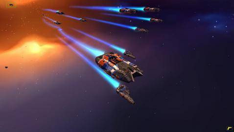 Ver el tráiler de Homeworld Remastered Collection