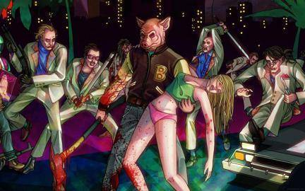 Regarder la bande-annonce de Hotline Miami 2: Wrong Number