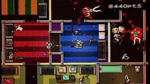 Watch Hotline Miami Combo Bundle Pack  trailer