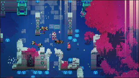 Watch Hyper Light Drifter  trailer