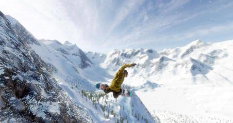 Watch Infinite Air with Mark McMorris trailer