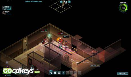Watch Invisible, Inc  trailer