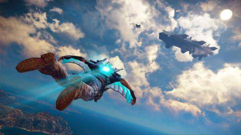 Trailer von Just Cause 3 DLC Air, Land & Sea Expansion Pass  anschauen