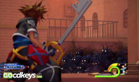 Watch Kingdom Hearts 3 trailer