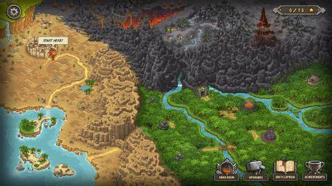 Watch Kingdom Rush Frontiers  trailer