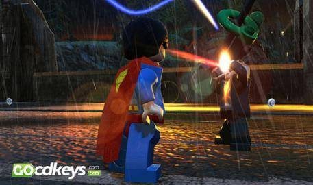 Watch Lego Batman 2 DC Super Heroes  trailer