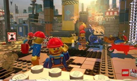 Watch LEGO Movie: The Videogame trailer