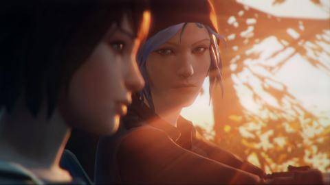 Watch Life is Strange Episode 2 Out of Time  trailer