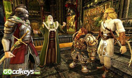 Trailer von Lord of the Rings Online: Helms Deep Base Edition  anschauen