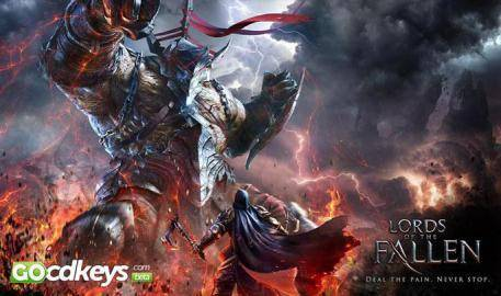 Watch Lords of the Fallen Demonic Weapon Pack DLC  trailer