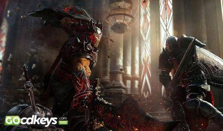 Watch Lords of the Fallen Monk Decipher DLC  trailer
