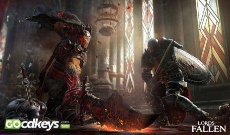 Watch Lords of the Fallen  trailer